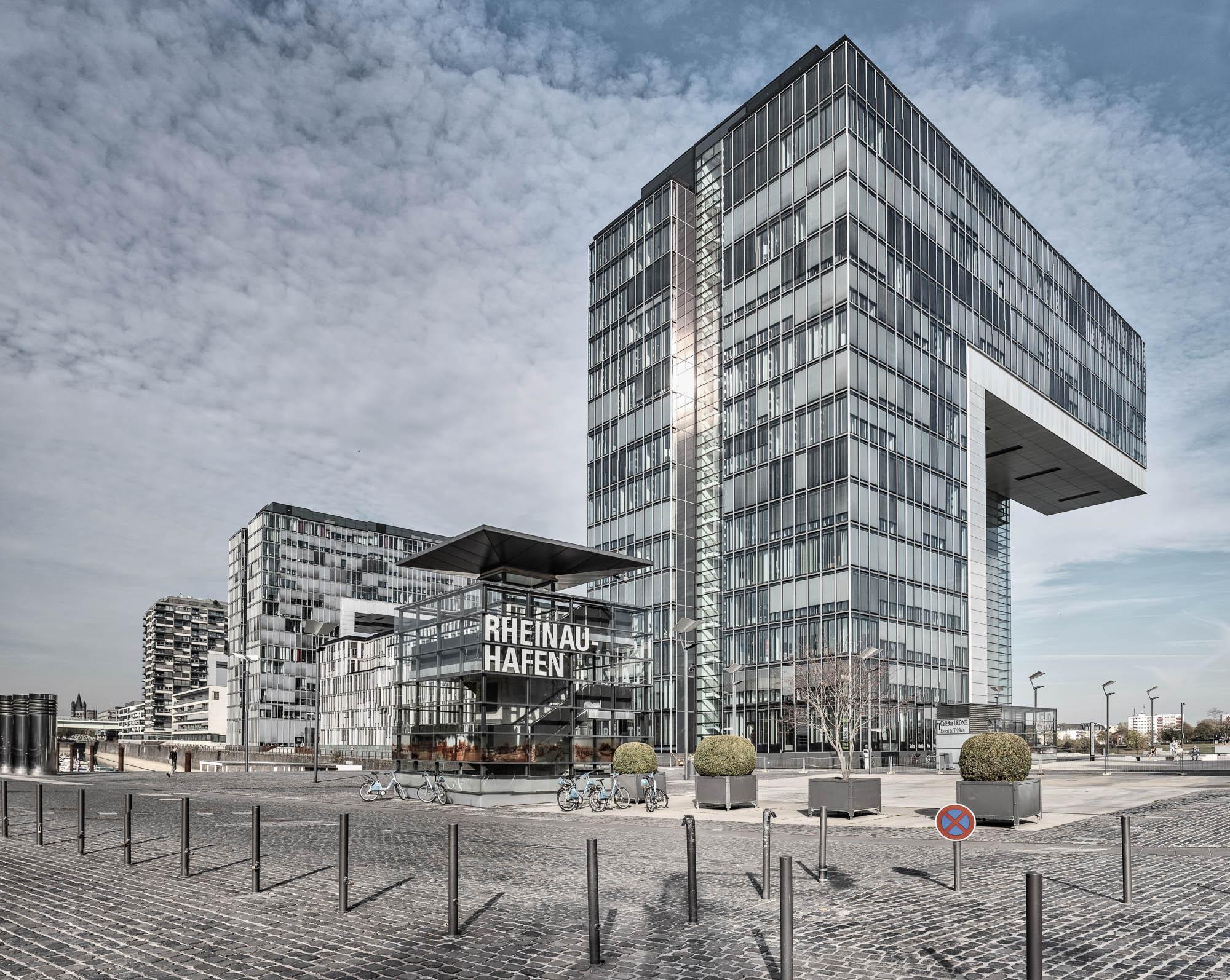 Architekturfotografie in Köln