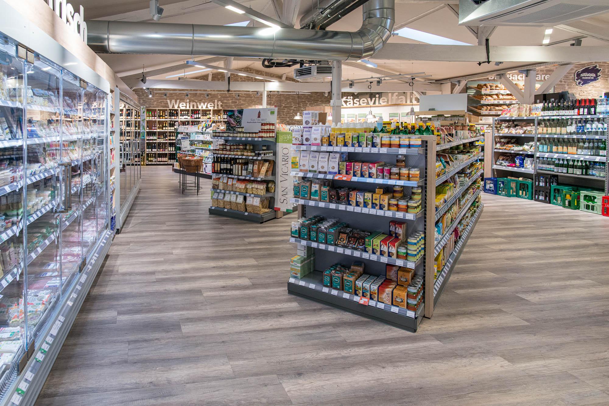 Supermarkt Fotografie